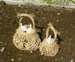 garlic baskets