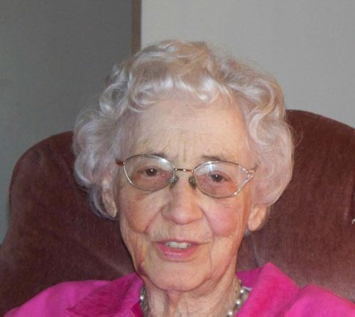 Ruth Bender Nerviani 1915-2011