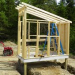 chicken coop framing