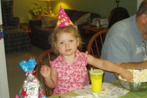Hannah, August 2002