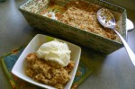 downeast thunder farm apple crisp
