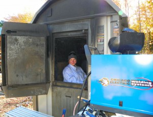 Wood Furnace Repair: A Downeast Thunder Farm Dirty Job