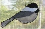 chickadee-felt-ornament