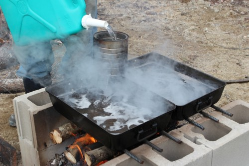 Adding Maple Sap