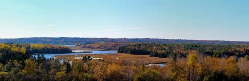 Pleasant River in Addison, Maine