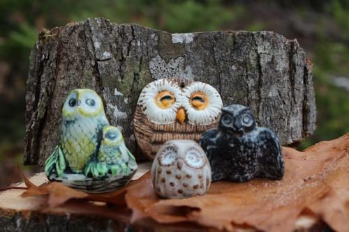 Hannah's Gift Owls