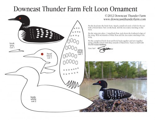 how to make a loon call