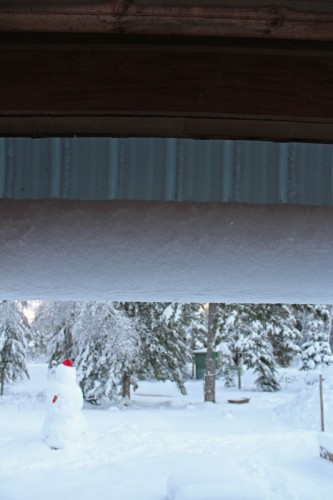 porch-snow