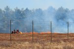 burning the blueberry barrens