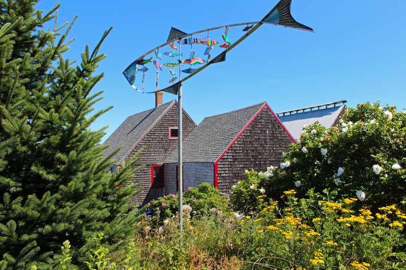 An Afternoon in Lubec