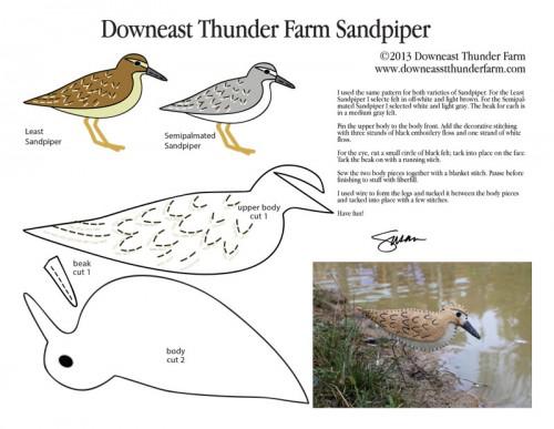 sandpiper-pattern