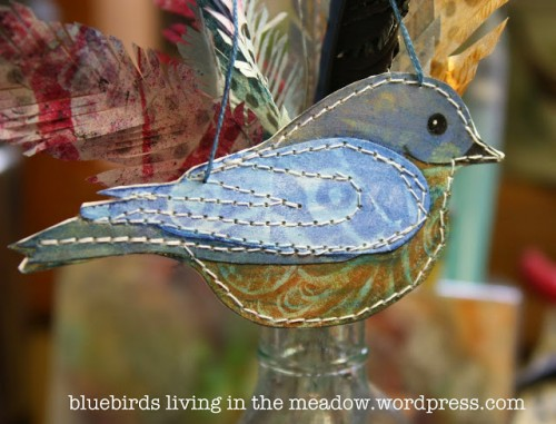 bluebird.ornament