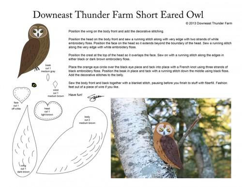 short-earred-owl