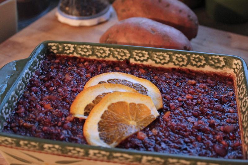Grandma Strobel's Cranberry Salad