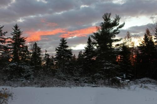 sunrise maine