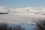 Sea Smoke On Narraguagus Bay