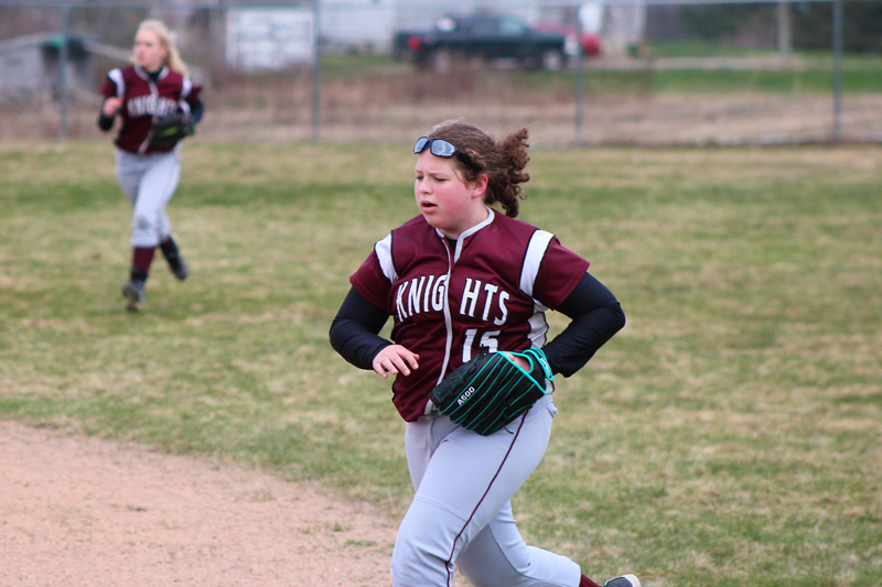 Softball, Forty and Frigid