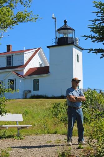 lighthouse Stockton Springs, Maine