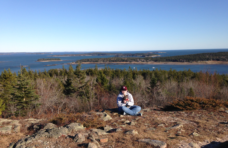 Our Annual Pigeon Hill Hike  +1