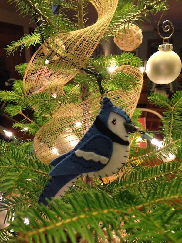 Maine Christmas Ornaments