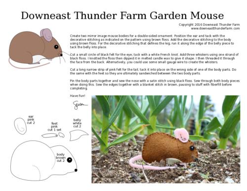 garden-mouse