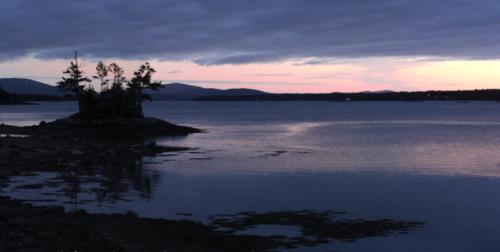 little island panoramic