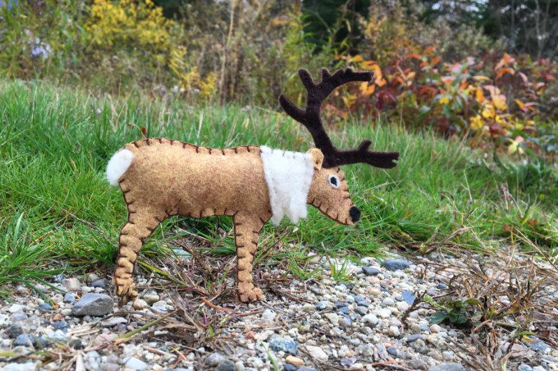 The Regal Reindeer