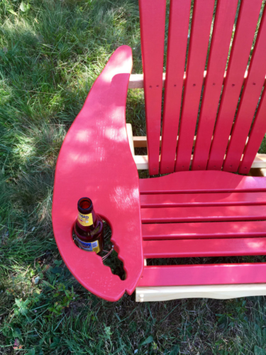 lobster claw adirondack chair