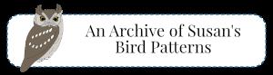 archive of felt bird patterns