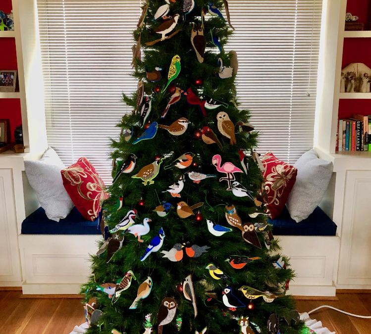 Mary's COVID Christmas Tree