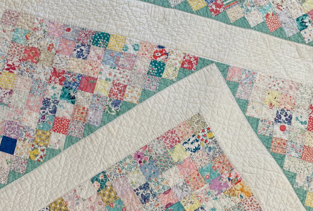 What to do with vintage quilts?